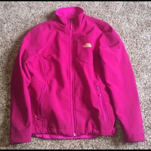 Women's north face jacket size L